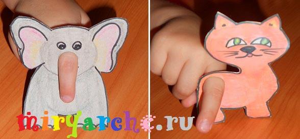 игрушка кукла слоник и кошка