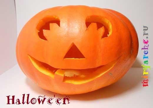 готовимся к хеллоуину в России