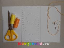 схемы для вышивания изонитью