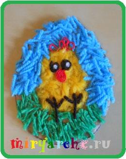 детские поделки к празднику пасхи