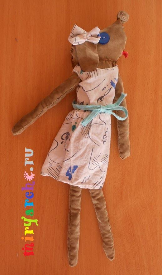 шитьё мягких игрушек своими руками