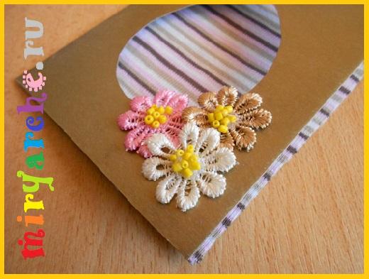 открытки скрапбукинг к пасхе