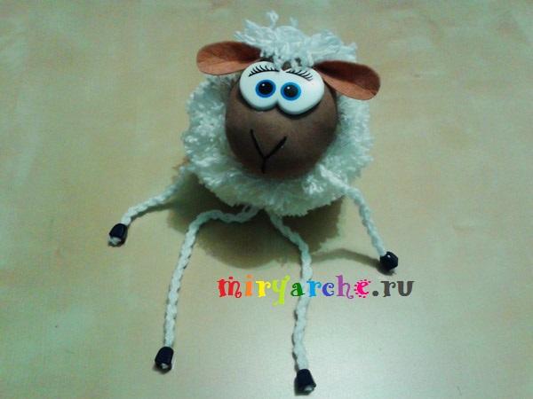 год овцы подарки своими руками