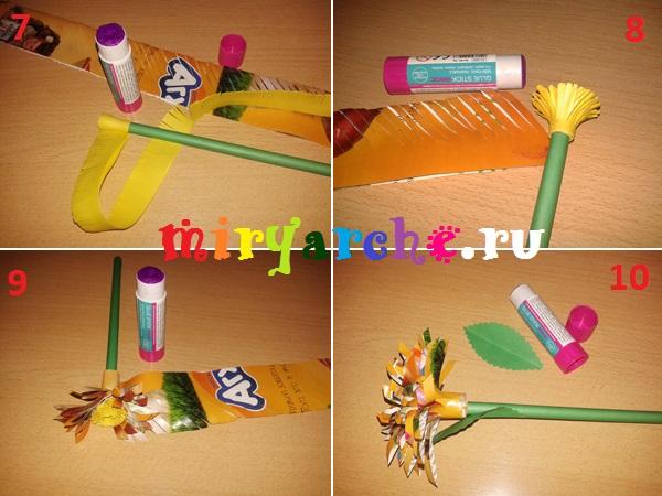 мастер класс объемные цветы из бумаги своими руками
