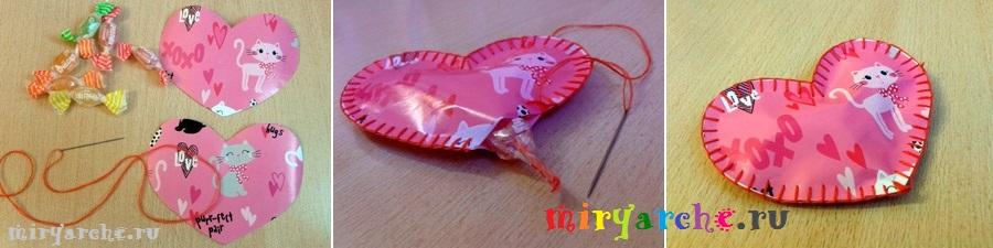 мастер класс как сделать валентинку из бумаги своими руками
