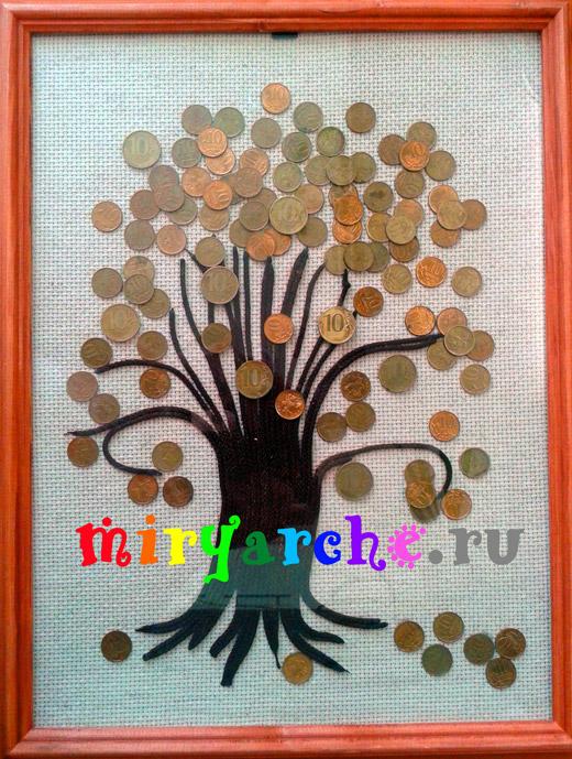 Стихи к подарку денежного дерева 65